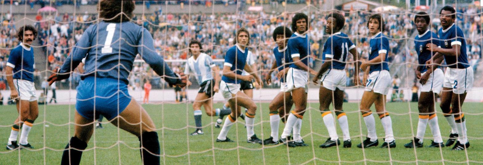 brasil argentina 1974