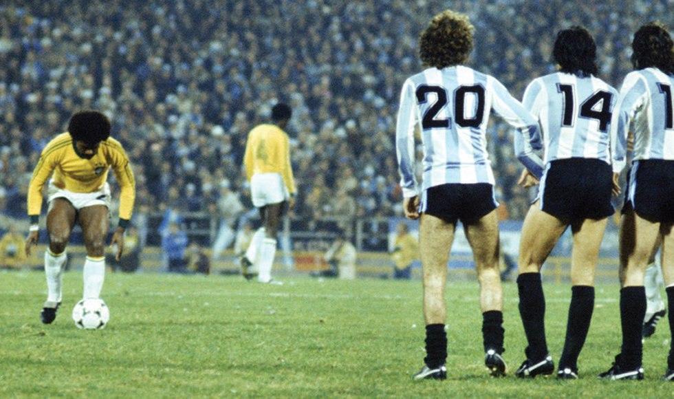 brasil argentina 1978