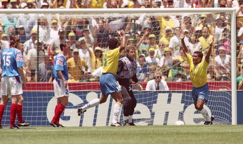 brasil russia 1994