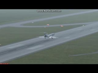 Ту-154 Б-2. Пулково.