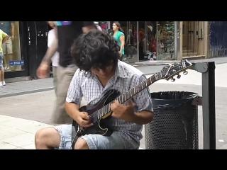 Scorpions - Still Loving You в уличном исполнении!