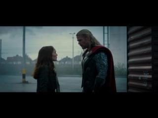 Тор 2 Царство тьмы/Thor: The Dark World (2013) Фрагмент №4