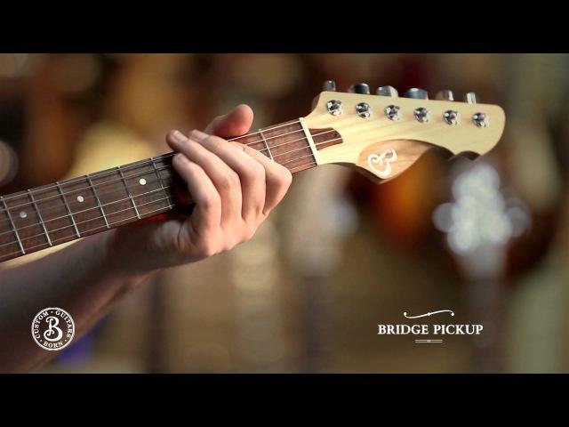 Born Guitars - OG Drop Guitar Demo