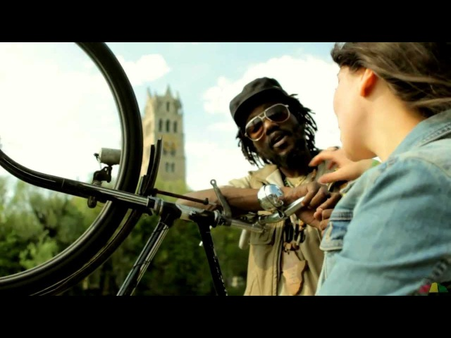 Sara Lugo Kabaka Pyramid - High Windy [Reggaeville Riddim/Oneness Rec/Official Video 2012]