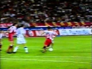 ЛЧ 2000/2001. Црвена Звезда - Динамо Київ 1-1 (03.08.2000)