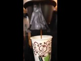 Naked Kim Kardashian makes fresh coffee BREAKTHEINTERNET 1