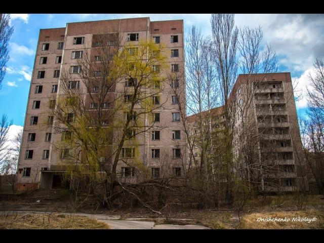 Припять 5-й микрорайон / Pripyat 5th district, Чернобыль, Припять, ЧЗО Chernobyl