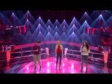Amazing Battle on The Voice Kids 2014 Germany Christina Aguilera - Beautiful