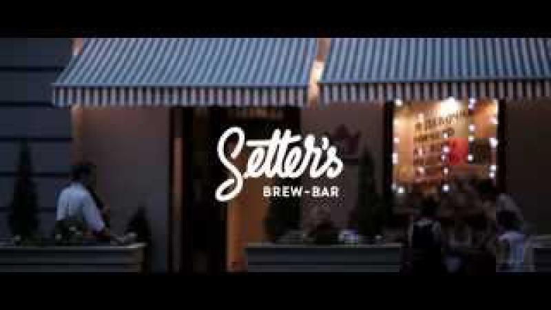 BrandStory Кофейня Setters