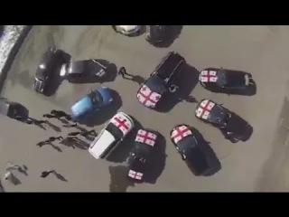 ქართული ქორწილი რუსეთში, რომლის ვიდეომ რუ&#43