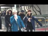 [직캠Fancam] 뮤직뱅크 입구 Music Bank Entrance 151204 로드보이즈 RoadBoyz