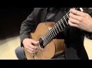No Surprises Radiohead Classical guitar João Fuss