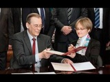 Дочь Путина Екатерина Тихонова дала первое интервью