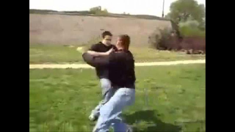 Русский рукопашный бой Спецназа и Реальное айкидо