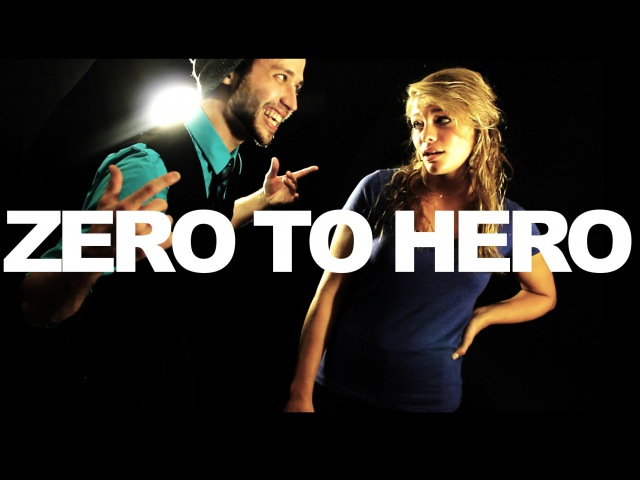 Zero to Hero (Disney's Hercules) Jonathan Young Cover