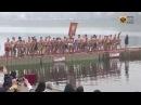 Крещение в братской Сербии заплыв за крестом