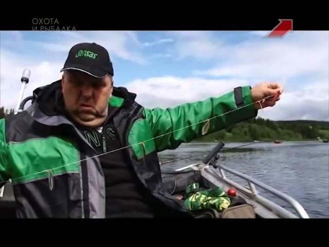 Ловля гольца. Рыбалка с Нормундом Грабовскисом.