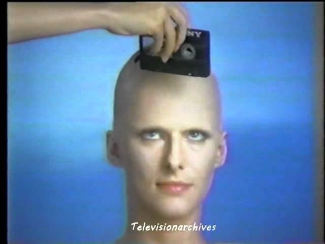 Retro Commercial 1985 Sony Audio Cassette