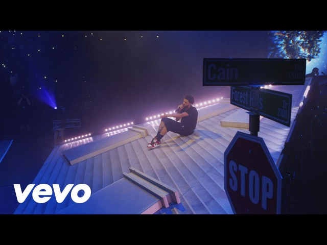 J. Cole - Love Yourz (Video)