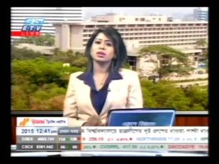 Reyad Hasnain, Country Manager Bangladesh, Mahindra Comviva @ ETV