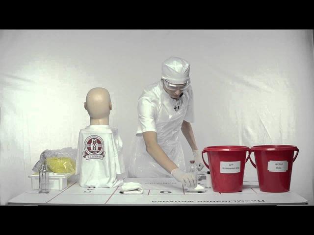 Промывание желудка. Телементор.