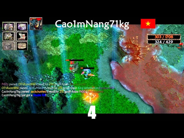 Dota - Top 10 International World Cyber Game Vol.48