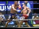 Muay Thai Fight - Pornsanae vs E.T. - Rajadamnern Stadium Bangkok, 9th November 2014