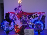 [SMB] МОТО БЛОГ: Как сделать ёлку на рождество из питбайка + покупка мотоцикла