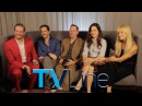 Hannibal Season 3 Preview Interview at Comic Con 2014 TVLine