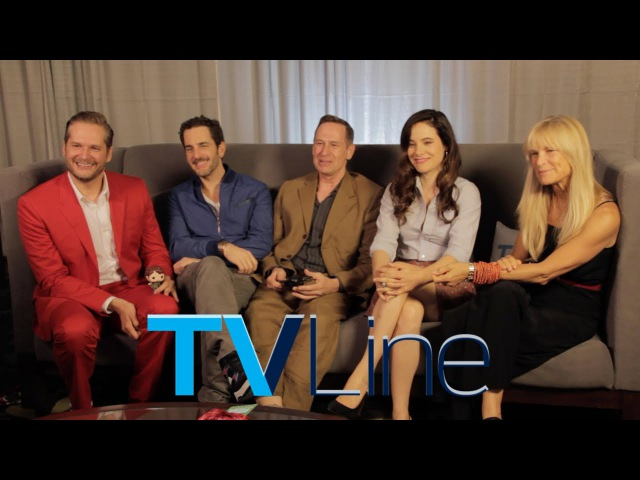Hannibal Season 3 Preview Interview at Comic-Con 2014 - TVLine