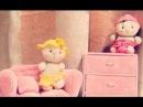 Boneca meia Decoracao quarto de bebe