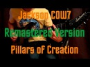 Keith Merrow - Pillars of Creation (Jackson COW 7 cover) Remastered Sound Version