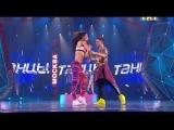 «ТАНЦЫ» на ТНТ: Таня Рыжова и Влад Ким