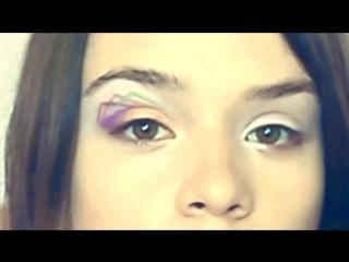 31. MW Party Rock Anthem Makeup Tutorial Макияж Уроки