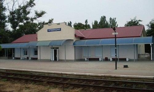 С сентября в Армянске ожидают появления нового поезда