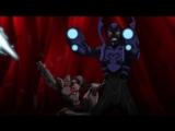 «Лига Справедливости против Юных Титанов»