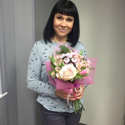 Анна Смолкина