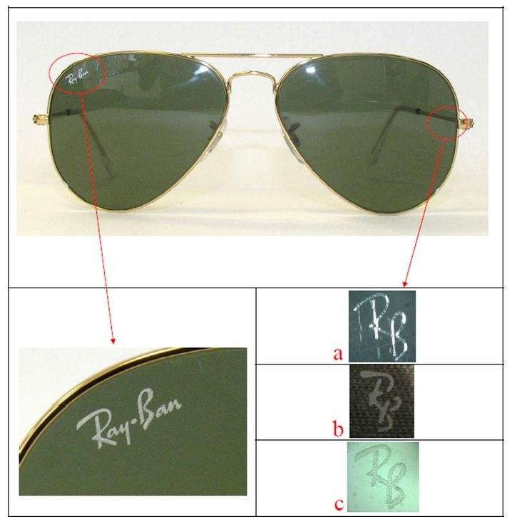 c9721dd85440 Как отличить оригинальные модели Ray-Ban®от подделок  — Салоны ...