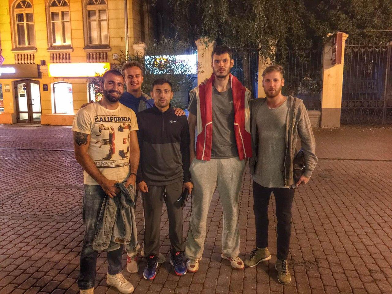 Сокол баскетбол Краснодар