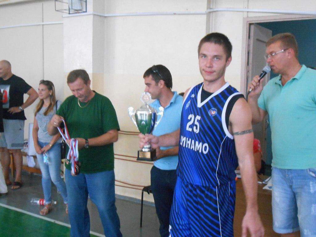 Кубок Краснодарского края по баскетболу
