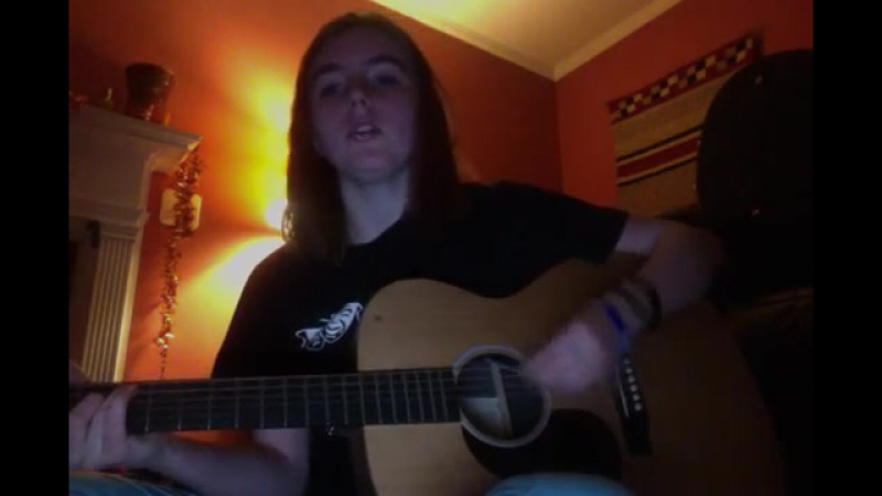 Im Not Okay, I Promise - My Chemical Romance (cover)