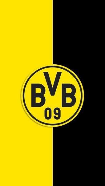 BVB обои на телефон Боруссия Д
