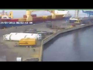 Топ 10 Крушения Кораблей снятые на камеру