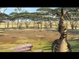 Мадагаскар 2  Madagascar Escape 2 Africa Will.i.am - I like to move it, move it