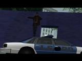 Клип в GTA:SA-MP-Песня бомжа! #4