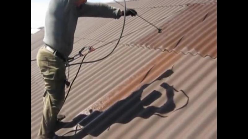 Очистка и покраска шифера www.shifer.by