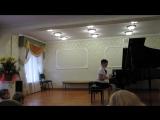 Конкурс польской и украинской музыки им. Кароля Шимановского. Май 2012г.