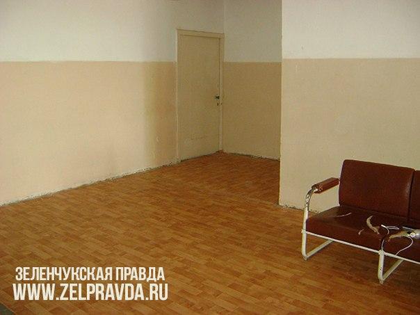 В Зеленчукской ЦРБ открылись обновленные после ремонта отделения скорой медицинской помощи и реанимации