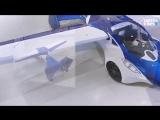 Летающий автомобиль прототип AeroMobil 3 0 2014 2015 2016 2 017 в режиме реального