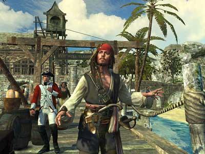 Где поиграть в онлайн игры про пиратов